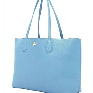 Tory Burch Perry Tote Montego Blue